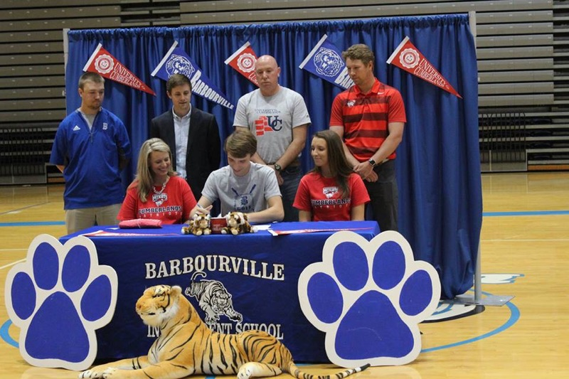 Austin Abner Signs to Play Golf at The Univ. of The Cumberlands